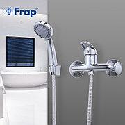 Смеситель для душа без излива хром FRAP F2003