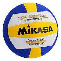 Мяч волейбольный MIKASA, синтетическая кожа, №5, ISV100TS
