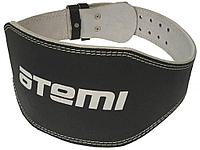 Пояс тяжелоатлетический Atemi, AFB03L,сплит-кожа 15 см размер L