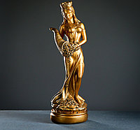 Фигура  Фортуна большая  бронза 63х20х20см, фото 1