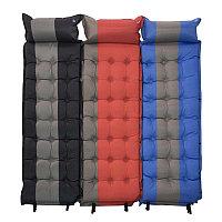 Коврик самонадувающийся Xiamen с надувной подушкой (190*62*5cm)