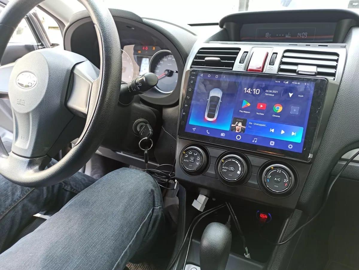 Автомагнитола для Subaru RedPower 31062 IPS DSP ANDROID 7