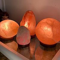 Солевая лампа 2-3кг