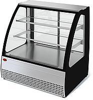 Холодильная витрина напольная 120/66