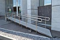 Пандус для инвалидов, фото 1