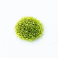 Мох кочками (длинноворсный, светло-зеленый), 10шт.