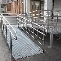 Пандусы для инвалидов, фото 1