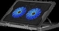 Defender Охлаждающая подставка для ноутбука Defender NS-503  17, 2 вентилятора
