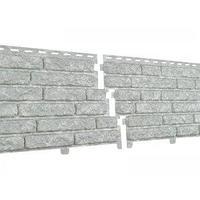 Фасадные панели Stone House Кварцит светло-серый