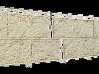 Фасадные панели Stone House Камень золотистый