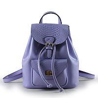 Женский рюкзак кожа