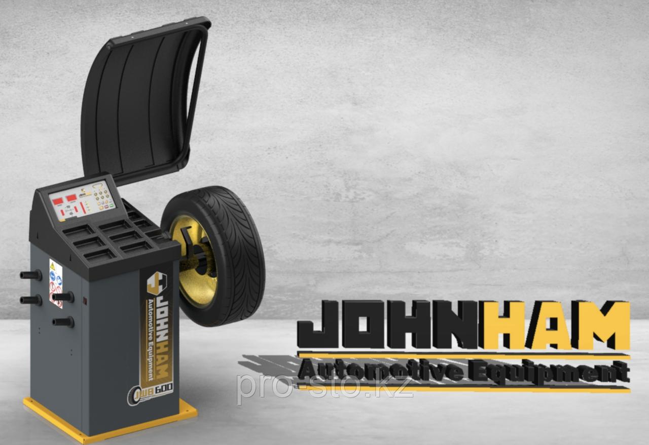 Балансировочный станок JohnHam JWB600