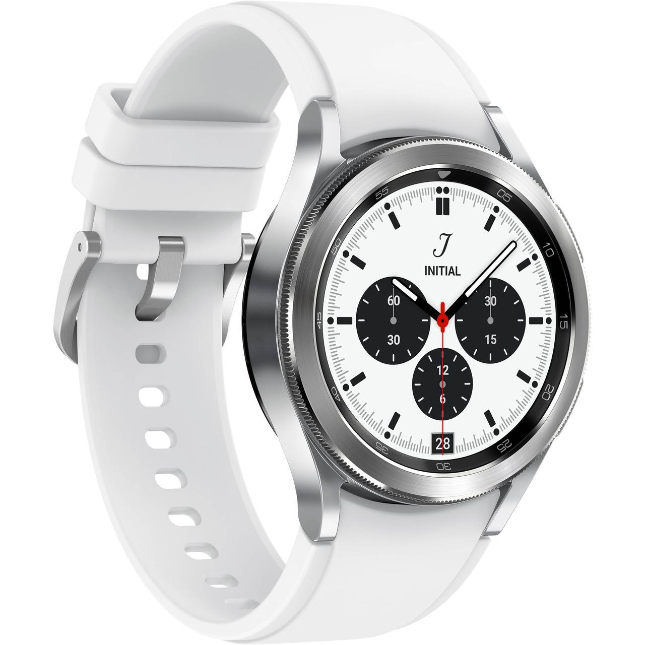 Samsung Galaxy Watch 4 (SM-R880) 46MM classic Silver