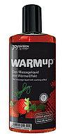 JoyDivision WARMup 150мл Разогревающее массажное масло