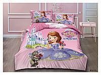 Детское постельное белье Принцесса София