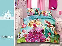 Детское постельное белье Принцессы Дисней