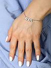 Подвеска TEOSA серебро с родием, буква 10320-709-00, фото 6