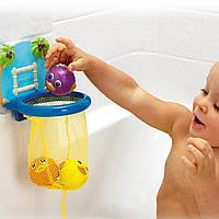 """Игрушка для ванной """"Баскетбол"""" 12+ (Munchkin, США)"""