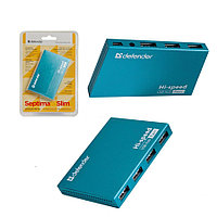 Хаб USB Defender Septima Slim 7xUSB2.0