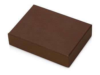 Подарочная коробка, коричневый