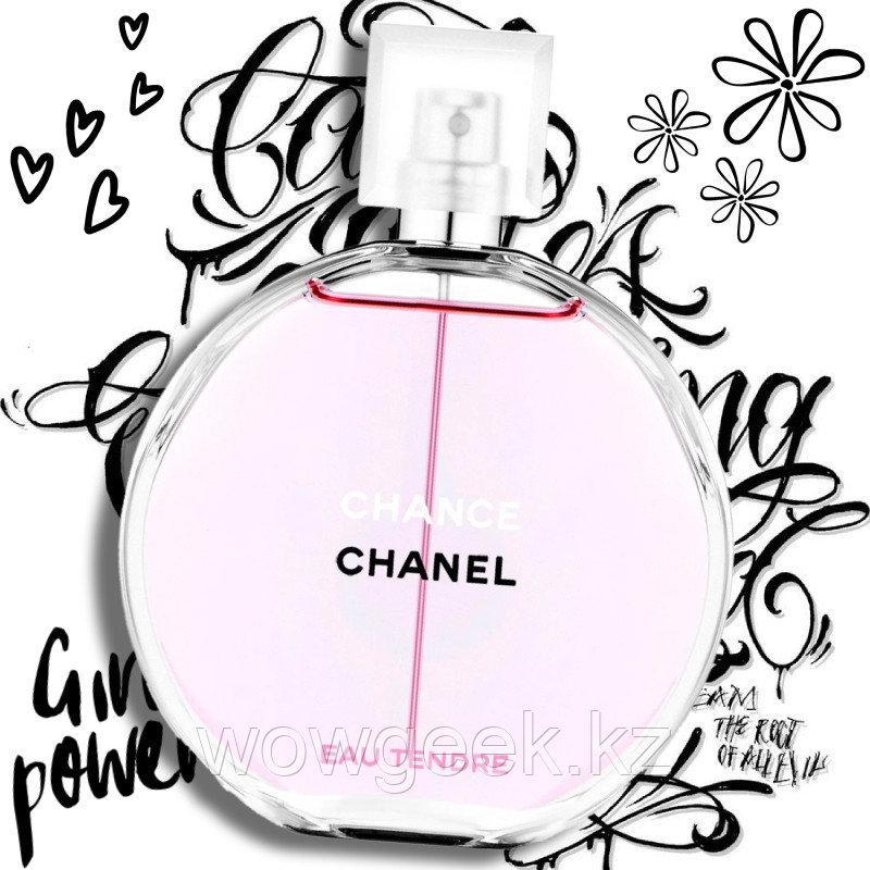 Женские духи Chanel Chance Eau Tendre