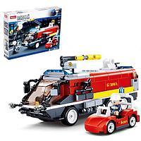 Конструктор Пожарные 'Огнеборцы', 381 деталь