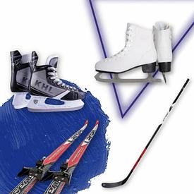 Товары для зимнего спорта