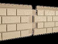 Фасадные панели Stone House S-Lock КЛИНКЕР песочный