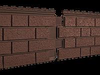 Фасадные панели Stone House S-Lock КЛИНКЕР терракотовый