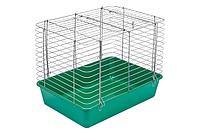 """Клетка для морских свинок """"Марта-2""""складная,шаг прута 20мм, 30,5*42,5*33,5см (ТМ""""Дарэлл"""")"""