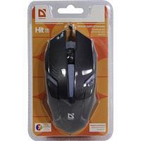 Мышь проводная Defender Hit MB-550 черный