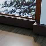 Плинтусный конвектор KPLZ 60-120 (погонный метр), теплоотдача 574 Вт при 90/70/20°, фото 3