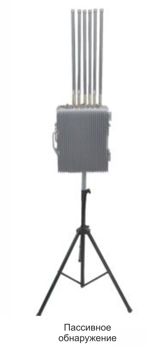 Мобильная система обнаружения и противодействия БПЛА (Анти-Дрон)