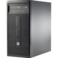 Компьютер HP 280 G1 MT Intel Core i3-4160(3.6GHz)/4Gb/500Gb/Intel HD Graphics 4400/DVD-RW/DOS/kb/m/black