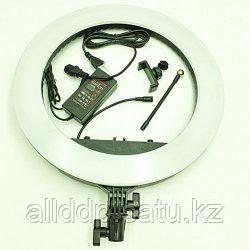 Кольцевая LED лампаUSB 45 см 55W для селфи RING LIGHT JL-F348