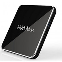 Приставка Smart Tv Box H96 MAX X2 (S905X2 4+32 Android 9.0)