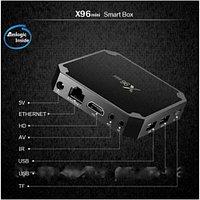Приставка IPTV Android TV box (2+16G) X96 mini