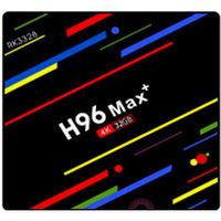Приставка Smart Tv Box H96 MAX+ (RK3328 4+64 Android 9.0)