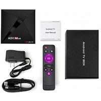 Приставка Smart Tv Box A5X MAX (RK3328 4+32 Android 9.0)