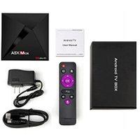 Приставка Smart Tv Box X88 MAX+ (RK3228 4+64 Android 9.0)