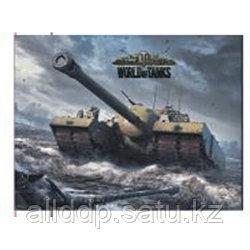 Коврик для мышки Tank of the world (18х22 см)