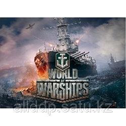 Коврик для мышки World of Ships 2 (25х29х0.2 см)