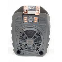 Портативная колонка Bluetooth B1205 в виде мини-чемодана 12ватт (35х26х15 см)