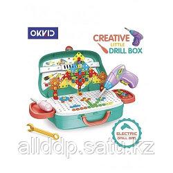 Детский чемодан Ремонт 678-109А
