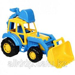 Игрушка трактор (9,7*14*23,5) см