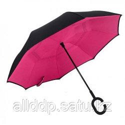Зонтик umbrella РОЗОВЫЙ № F08-C