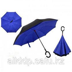Зонтик umbrella СИНИЙ № F08-A