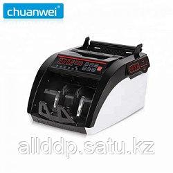 Счетная машинка для денег детектор валют УФ MG AL-6100