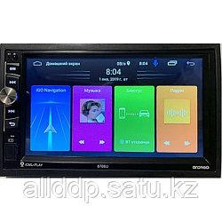 Автомагнитола 2Din с экраном 7'' 8706