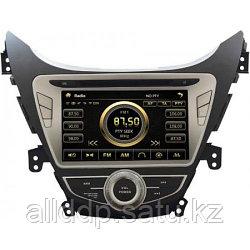"Автомагнитола штатная Hyundai Elantra 2012-2013 (9"") Android 10.1 (4/32)"